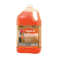 Triple-D coil cleaners